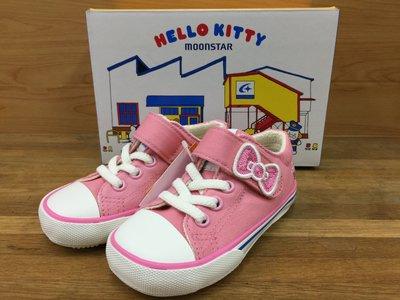MoonStarX HelloKitty聯名鞋款限量上市/MSC2220KT4