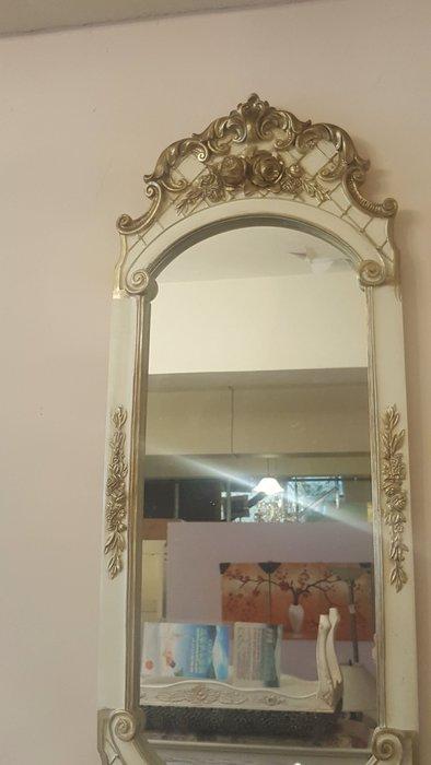 描金邊仿古掛鏡