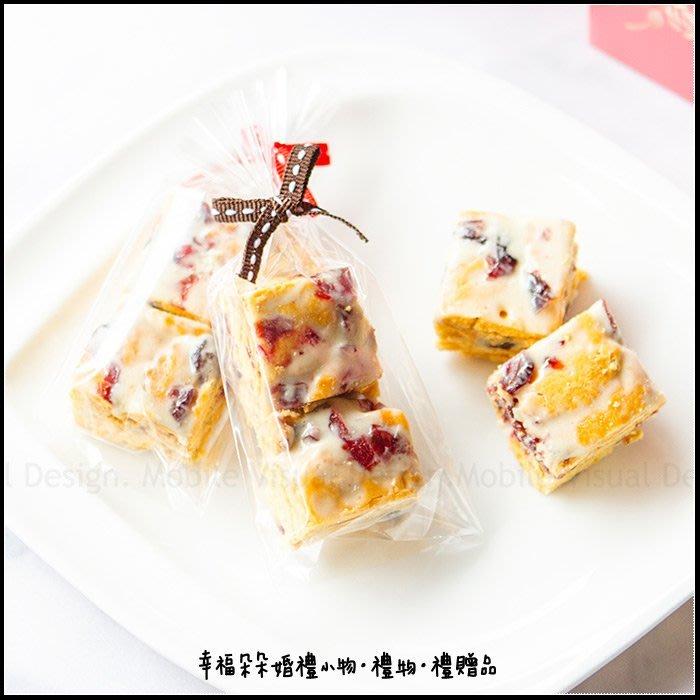 2入手工蔓越莓雪Q餅-基本100份起訂(限宅配) 情人節禮物 生日分享 探房禮 二次進場 團購美食