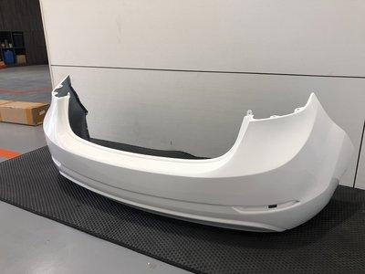 威德汽車 15-17 ELANTRA EX 後保桿 副廠 價格含原廠色烤漆 全新品