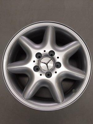 [台中上翔輪胎] BENZ W203 原廠16吋鋁圈