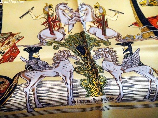 Scarlette Collection【名品館】HERMES專櫃真品HERMES愛瑪仕1千零一夜絲巾披肩