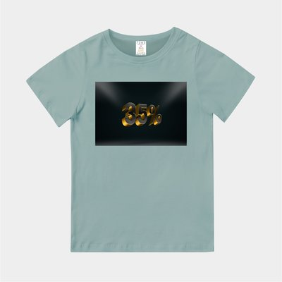 T365 MIT 親子裝 T恤 童裝 情侶裝 T-shirt 標語 話題 口號 標誌 美式風格 slogan 35%