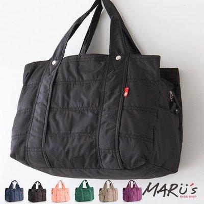 MARU`S BAGS SHOP多層收納尼龍肩背運動大包旅行包(大)[TG-094]免運費托特包輕量空氣媽媽包水桶空氣包