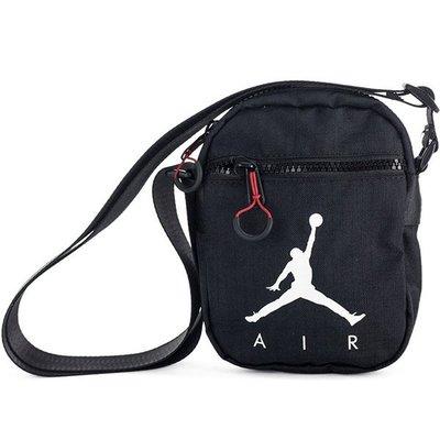 JORDAN JUMPMAN AIRFESTIVAL 黑色 側背小袋 小包 隨身包 斜背包  9A0197-023