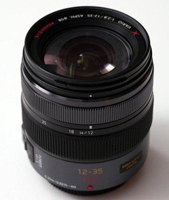 鏡頭LUMIX 12-35mm f2.8 公司貨 9.99新