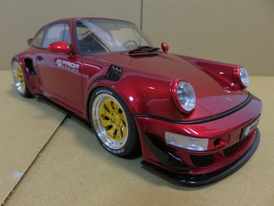 =Mr. MONK= GT SPIRIT Porsche 911 Widebody Prior Design (964)
