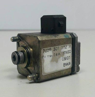 BENZ W210 1996-2002 方向機主機電磁閥 動力方向盤 泵浦 幫浦 2104602984