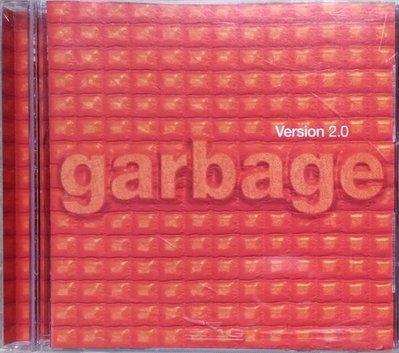 《絕版專賣》Garbage 垃圾合唱團 / Version 2.0 垃圾再升級
