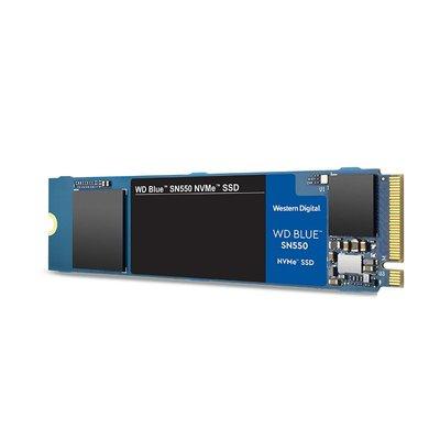 電腦配件 WD/西部數據 SN550藍盤M.2 NVMe 250G 500G PCIE電腦固態硬盤SSD解憂大鋪子