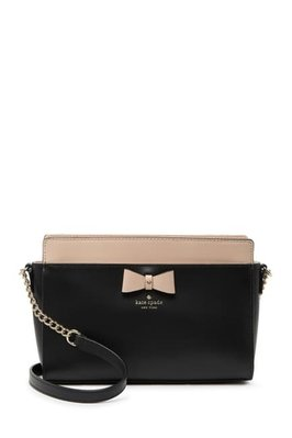kate spade new york leather angelica crossbody bag