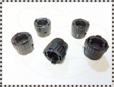╭°⊙瑞比⊙°╮現貨 Audi VW 原廠 圓管束套 排檔頭 皮套束環 固定套 套環 改排檔頭不可缺少的小零件