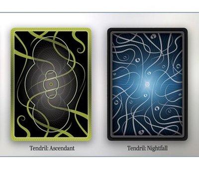 【USPCC撲克】Tendril playing cards Ascendant綠 / Nightfall藍