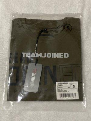 【全新】 TeamJoined JOINED OG 大字機能訓練衣【多色S.M碼】