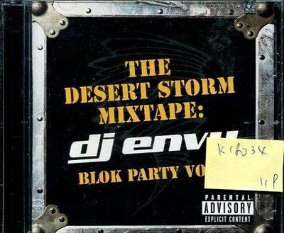 *真音樂* THE DESERT STORM MIXTAPE / DJ ENVY 二手 K18034