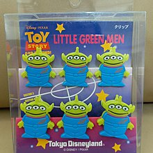 TOKYO DISNEYLAND DISNEY PIXAR TOY STORY LITTLE GREEN MEN 迪士尼 反斗奇兵 三眼仔 文件夾