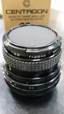 @佳鑫相機@(全新品)CENTAGON FD 28mmF2.8 全新鏡頭 CANON FD接環