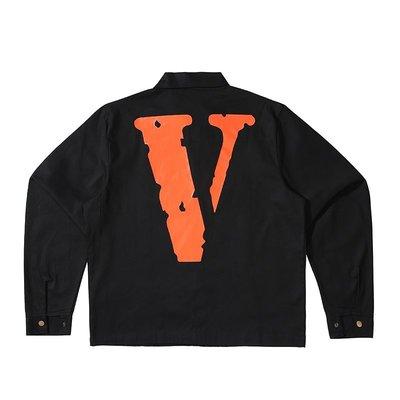 【POP】Vlone Jail Coaches Jacket 教練 外套 夾克