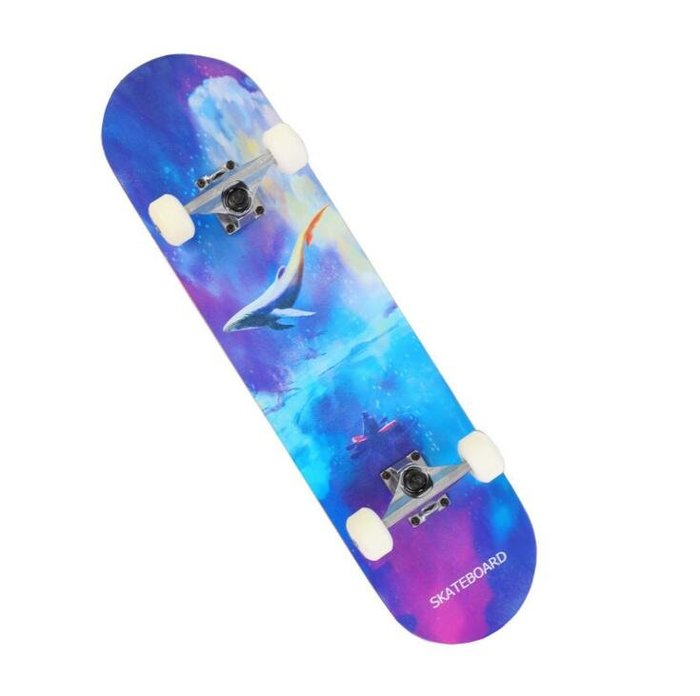 TX-S1雙翹板滑板 四輪滑板 雙翹板 滑板車 男女學生初學板12374