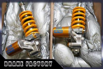 【Brake Factory】OHLINS TTX GP 歐老師 YAMAHA R1 頂級後避震器