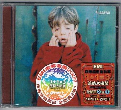 [鑫隆音樂]西洋CD-百憂解 PLACEBO/ 同名專輯/ 724384672621 (全新)免競標