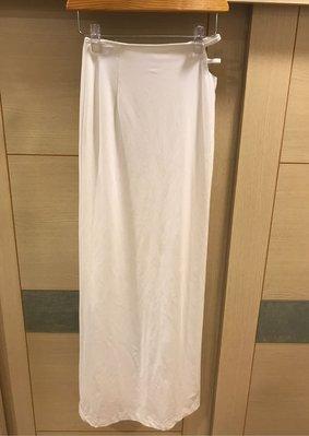 百貨專櫃品牌 EMISSION 氣質長裙「二手品」
