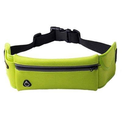 新款運動腰包男款跑步迷你小包女隱形手機包貼身腰帶薄款