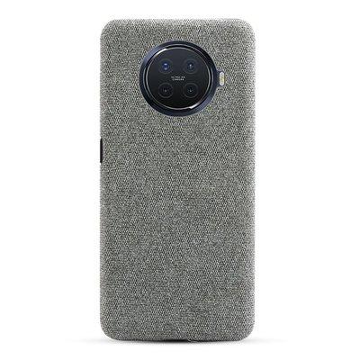 適用于OPPO ACE2手機殼5G個性半包后蓋帆布紋磨砂防滑ace 2020款OPPO手機保護殼手機套現貨全新