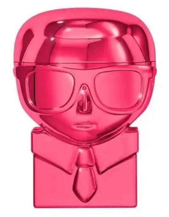 天使熊雜貨小舖~KARL LAGERFELD+MODELCO聯名系列~老佛爺造型護唇膏  全新現貨