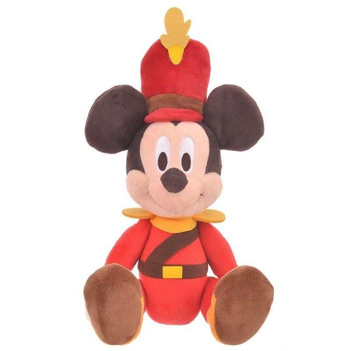 代購現貨 日本東京迪士尼米奇聖誕節聖誕禮物毛絨玩偶