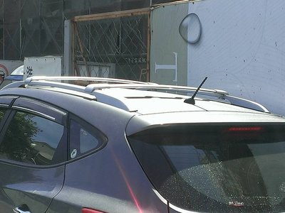 ㊣TIN汽車配件㊣08~15 OUTLANDER行李架 KUGA I30 旅行車 JIMNY 橫桿 自行車架 旅行架車頂架原廠車頂桿(正廠OEM原車搭配直桿)