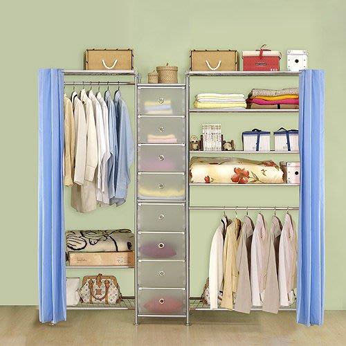 【中華批發網DIY家具】D-62B-09-W3型60+pp+W5型90衣櫥置物櫃-(前罩)不織布