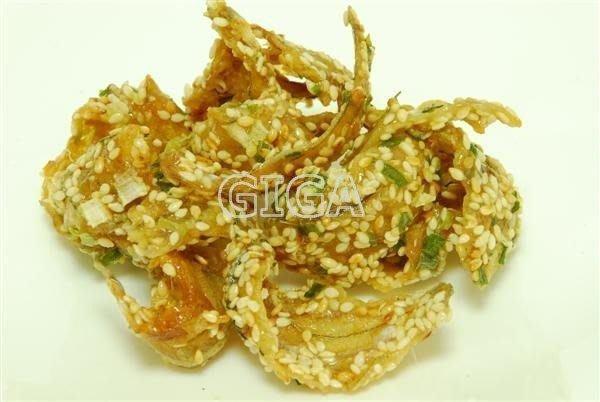 【吉嘉食品】青蔥梅魚酥/蔥燒梅魚酥 200公克[#200]{GV02}