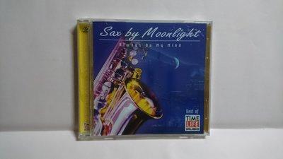 【鳳姐嚴選二手唱片】 Sax by Moonlight / ALWAYS ON MY MIND (全新品)