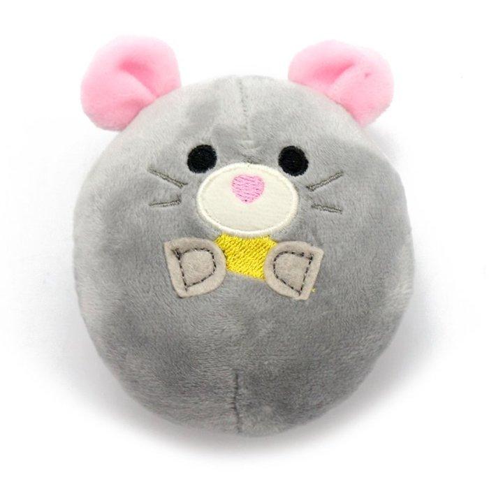 貝果貝果 日本 Pet paradise 2020 新年 鼠年 老鼠鈴鐺玩具  [T3424]