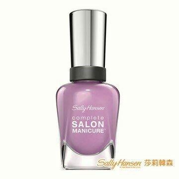全新 莎莉韓森 Sally Hansen 頂級沙龍指甲油 14.7ml  #406 紫色夢境 Purple heart 台北市