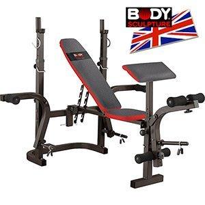 舉重床【推薦+】多功能折疊舉重床C016-3210深蹲架舉重架.啞鈴椅舉重椅.重力舉重量訓練機.仰臥起坐板哪裡買專賣店