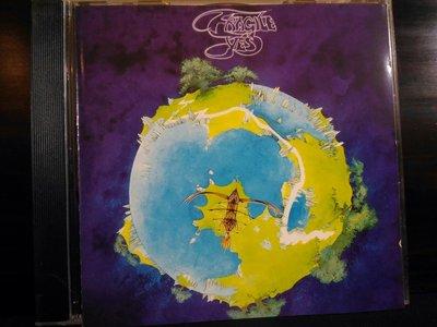 Yes ~ Fragile 等二張專輯 CD。