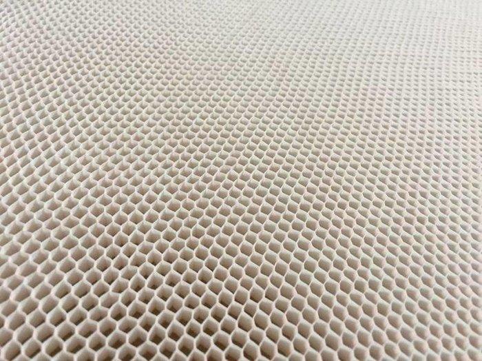 紙蜂巢網-長440*寬420mm 厚度:6mm-大鼻子玻纖材料行