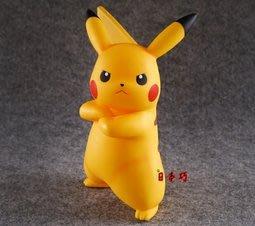 【南部總代理】皮卡丘公仔 19公分 精靈 寶可夢 Pokemon Go 精靈寶可夢 神奇寶貝 百變怪 絨毛玩偶 公仔