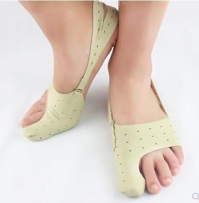 全館折扣腳趾矯正器輕薄大拇指外翻拇外翻矯正器大腳骨腳趾外翻穿鞋矯形器