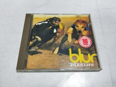 昀嫣音樂(CD132) BLUR PARKLIFE 保存如圖 售出不退