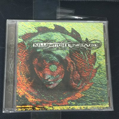 【舊世主】【外語CD】KILLSWITCH ENGAGE 終極殺戮樂團 /KILLSWITCH ENGAGE