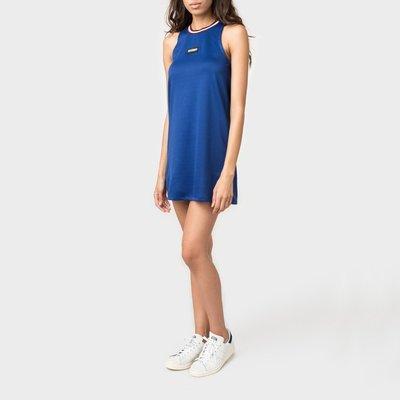 【HOMIEZ】STUSSY MAGNOLIA A LINE DRESS【214387】女款 寶藍