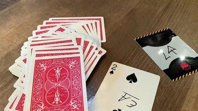 【天天魔法】【1892】推牌~PUSH CARD by Mickael Chatelain