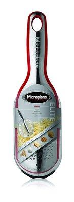 美國 Microplane elite fine grater  刨刀 刨絲刀 最新款 含蓋 紅 黑 兩色