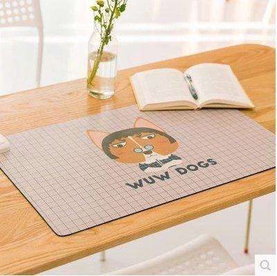 『格倫雅』暖桌墊發熱墊辦公室桌面電暖寫字墊暖桌寶發熱鼠標墊加熱桌墊^15608