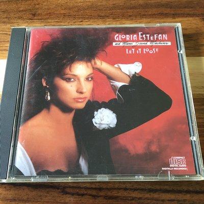 [老搖滾典藏] Gloria Estefan and Miami Sound Machine-Let it loose 美版專輯