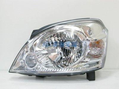 ~~ADT.車燈.車材~~NISSAN X-TRAIL 06 07 08 原廠公司貨 晶鑽大燈單邊價