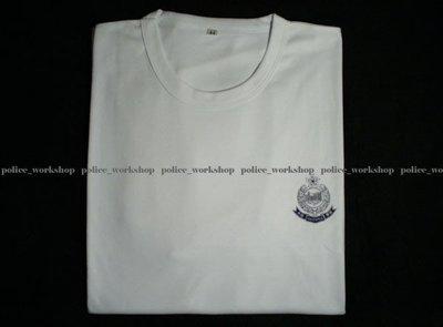 香港警察圓領短袖T恤 Hong Kong Police Logo T-Shirt 有其他款齊碼 S-XXXL